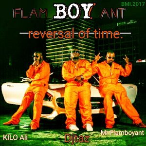 reversal of time Cover