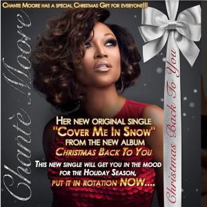 Christmas Back To You Cover