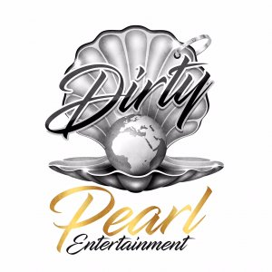 Dirty Pearl Entertainment Logo
