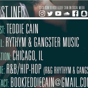 Rhythm and Gangsta Music [RGM] Logo