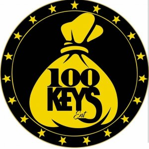 100 Keys Entertainment Logo