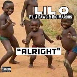 """Lil O """"The Re-Up"""" Cover"""