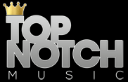 Top Notch Music - www.TopNotchPromo.com Logo