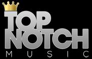 Top Notch Music - www.TopNotchPromo.com Logo