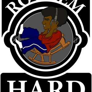 Rockem Hard Ent. Logo