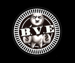 BVE/ Big Vell Entertainment Logo