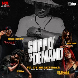 EP: Supply & Demand Cover