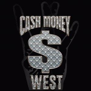 Cash Money West Logo