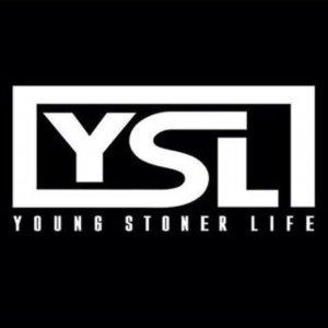 YSL / 300 Ent. Logo