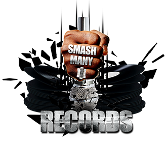 SMASH MANY Records Logo