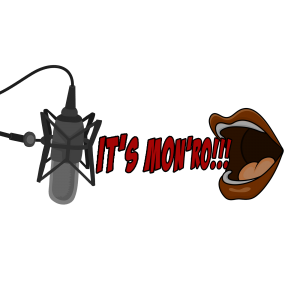 It's Mon'ro!!! Logo