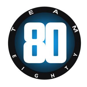Team 80 Ent. Logo