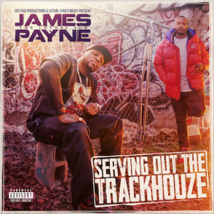 Serving Out the Trackhouze Cover