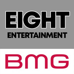 Eight Entertainment / BMG Logo