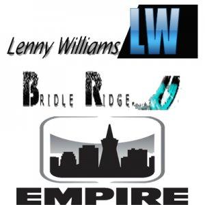 Bridle Ridge Records/Empire Records Logo