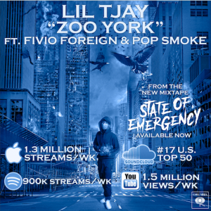 State Of Emergency...available now! Cover
