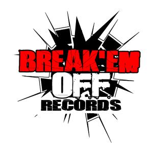 BREAK'EM OFF Records Logo