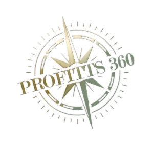 Profitts360 Records Logo