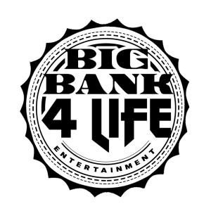 BIG BANK 4 LIFE ENTERTAINMENT Logo