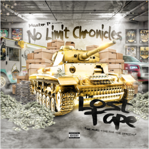 No Limit Chronicles Lost Tapes (July 29) Cover