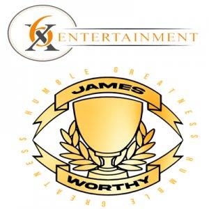 Humble Sound Music Group / 6x Entertainment Logo