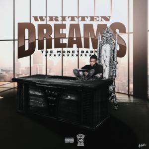 Written Dreams - EP Cover