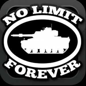 No Limit Forever Records Logo
