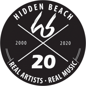 Hidden Beach Recording Logo