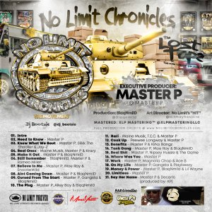 No Limit Chronicles (The Lost Tape) Cover
