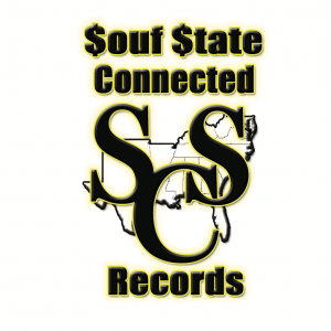 Souf State Connected Records Logo
