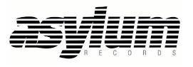 Asylum Records Logo