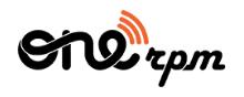 OneRPM Logo