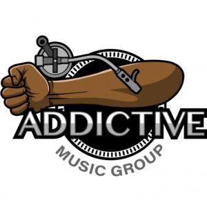 Addictive Music Group Logo