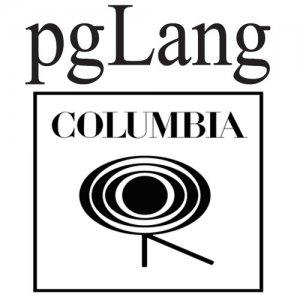 pgLang/Columbia Records Logo