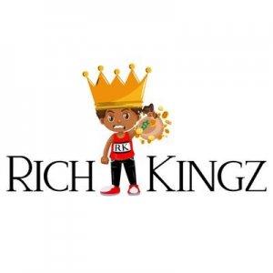 RICH & WEALTHY ENT. Logo