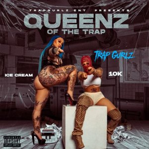 Queenz Of The Trap Cover