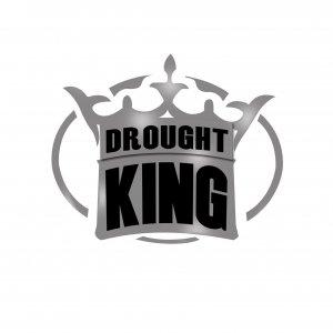 Drought King Music Logo