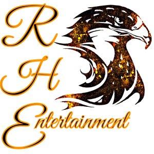 RH ENTERTAINMENT Logo