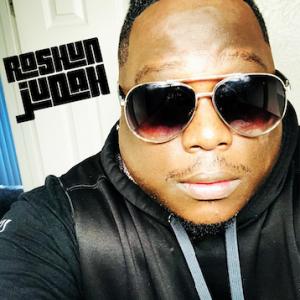 Vision Records/Judah King Muzik Logo