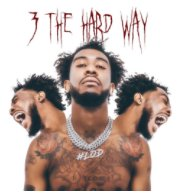 EP: 3 The Hard Way Cover
