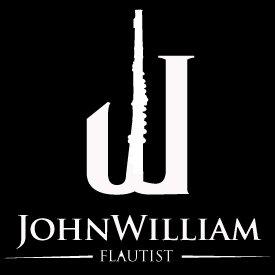 John William, Flautist LLC Logo