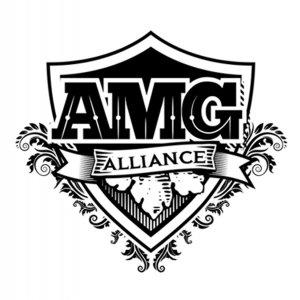 Alliance Music Group (AMG) Logo