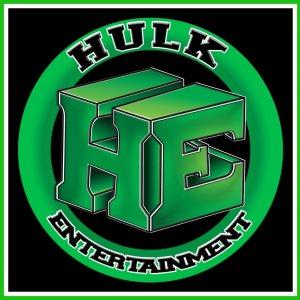 HULK Entertainment - @HULKent Logo