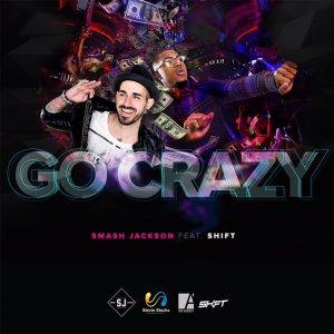 EP: GO CRAZY! Cover
