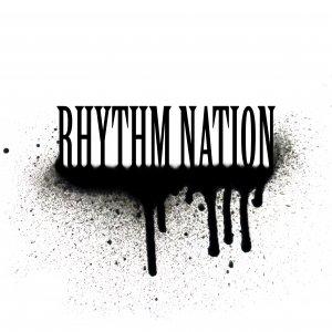 Rhythm Nation/Flyte Tyme/BMG Logo