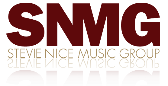 Stevie Nice Music Group/SonyRed Logo