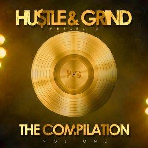 Hustle & Grind Compilation Vol One Cover