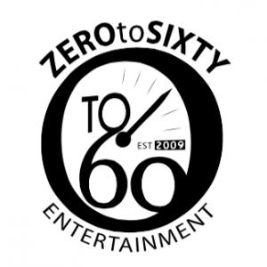 ZERO TO SIXTY ENTERTAINMENT Logo