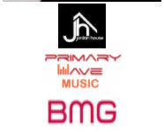 Jordan House/Primary Wave/BMG Logo