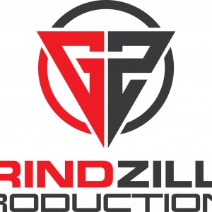 GrindZilla Productions Logo